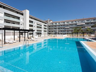Armonia Park with pool and sea view
