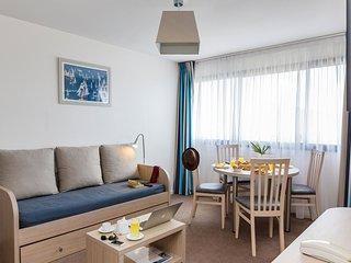 Appartement sympa et cosy avec Wi-Fi Gratuit, près du vieux port