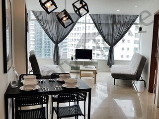 'Cozy n Stylish' apartment near KLCC/KL City