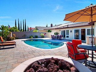 Hilltop San Diego Heaven | Private Pool, Game Room & Panoramic Views!