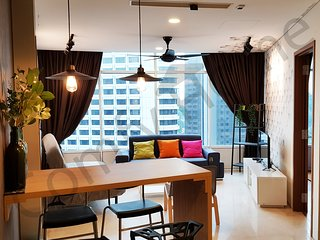 Premium 3 Bedrooms Suites in the heart of KL City Centre / KLCC