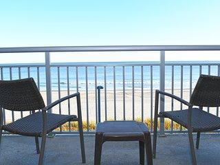 ⭐Direct Oceanfront.Low Floor.Modern Building.New Appliances. Modern/Honeymoon