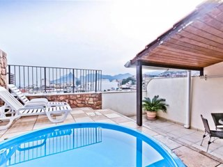 CaviRio - Penthouse with private pool - Copacabana (F1102)
