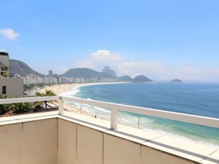 CaviRio - Penthouse with private pool - Copacabana (F27)