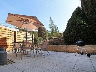 Appartement cosy au rez de chaussee avec terrasse privative au coeur des Vosges