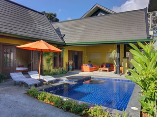 Exotic New 1 Bed Villa- LOW PRICE UNTIL DECEMBER - Pool, Jacuzzi, Free Transfers