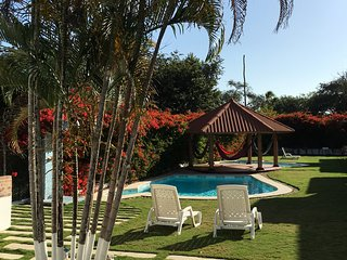 Playa El Palmar beach house rental