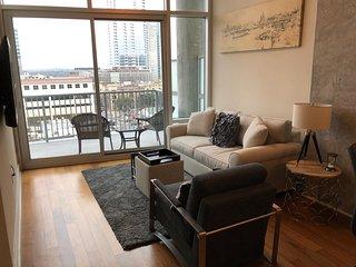Luxury Downtown Austin Apartment