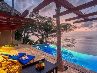 Casa Miramar - Spectacular Ocean Views with Private Beach Access! - San Pancho