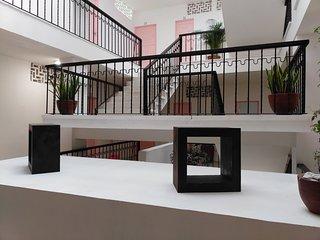 Tropicus 04 (zona Romantica) Habitacion Suite con Cocina y Balcon