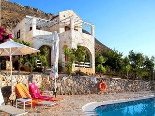 Shared pool★Sea view★Stone Villa