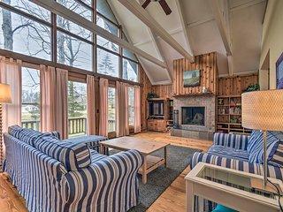 NEW! Woodsy Home w/Pool - 1.5 Mi to Lake Michigan!