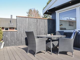 Stunning home in Kirke Hyllinge w/ WiFi and 2 Bedrooms