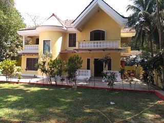 4 Bhk Private Pool Villa Near Arpora
