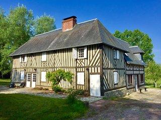 Maison de famille normande - 15 mn de Deauville / Trouville