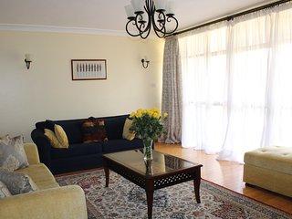 Homely 3 Bedroom Apartment in Kileleshwa.