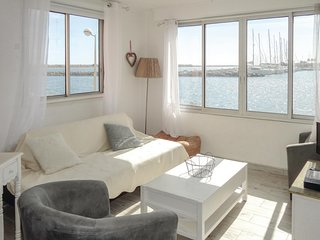 Awesome apartment in Gruissan w/ WiFi and 2 Bedrooms