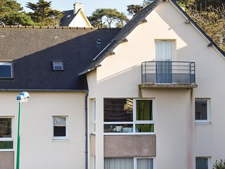 Nice apartment in Trevou Treguignec w/ WiFi and 1 Bedrooms