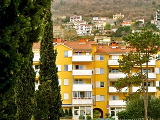 Three bedroom apartment Lovran (Opatija) (A-14181-a)