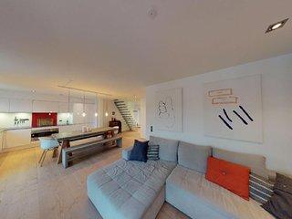 Nice two floor Copenhagen apartment at Fuglebakken
