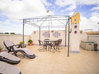 Lovely Two Bedroom Apartment Monte Mar Algorfa