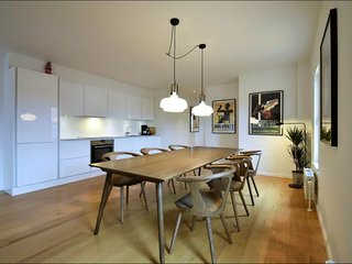 Two-bedroom Apartment in the Iconic Historical Part of Copenhagen