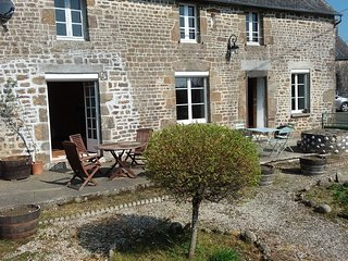 Monhier French Farmhouse on the Normandy, Brittany and Pays de Loire borders