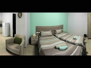 Very well furnished Studio