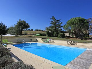Two beautiful properties set in over 6 acres with large heated pool