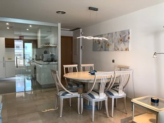 San Pedro Beachside Los Arqueros Beach -  New 3 Bed Apartment