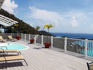 Million Dollar Caribbean Views | Private Pool and Hot Tub