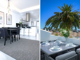 Andalucia Garden Club, Puerto Banus. Luxurious and newly refurbished penthouse!