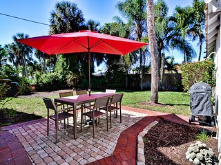 Hidden Treasure   Private Cottage Gem in North Clearwater Beach