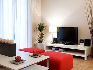 Apartment ideal for groups in Las Ramblas with balcony for 6