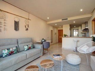 Sotoserena Tropical apartment -sleeps 4