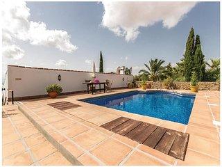 El Algarrobo. Casa Rural con piscina cerca del Caminito del Rey