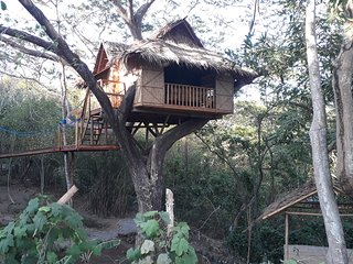 Treehouse at Pirates Diving Resort