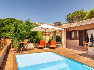 Suite Rosa 7 with private pool