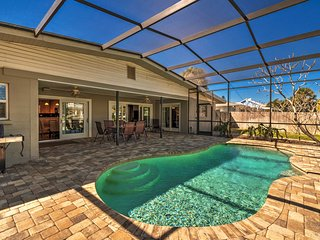 NEW-Waterfront Siesta Key Home-Private Heated Pool