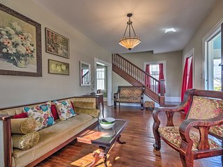 NEW! Historic Home- 8 Mi to Bristol Motor Speedway