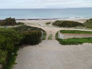Casa Sa Rocca sul lungomare con vista mare