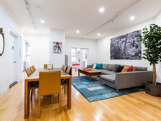 Chelsea Loft with private elevator