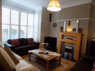 Number 12 Yorkshire Holiday House. Self catering house sleeps up to 12 people.