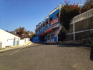 Residencial  Laginha. Quartos com vista a praia e ao mar - Bedroom 8, vacation rental in Porto Novo