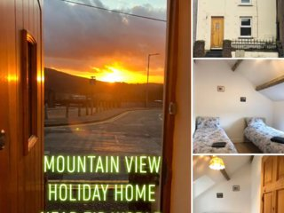 Mountain View Near Zip World - Child/Pet Friendly