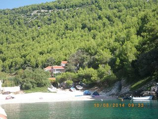 Four bedroom house Cove Bratinja Luka (Korčula) (K-12764)
