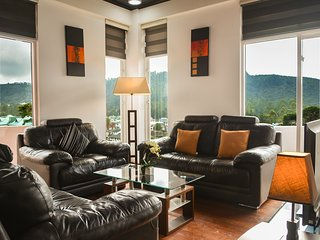 Panoramic Holiday Apartments - Duplex Suite