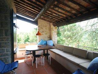 Villa in Radda in Chianti ID 3566