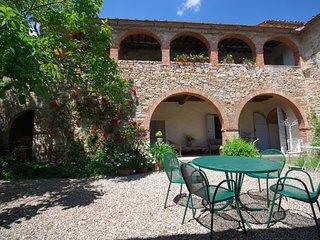 Villa in Castelnuovo Berardenga ID 3567