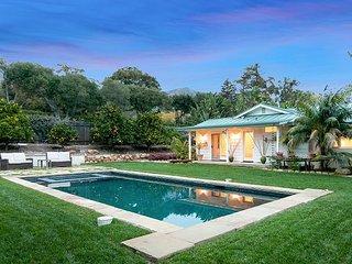 4BR/2.5BA Montecito Luxury Home w/ Pool & Spa - Sleeps 8